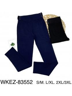 Spodnie Damskie 83552 MIX KOLOR S-2XL