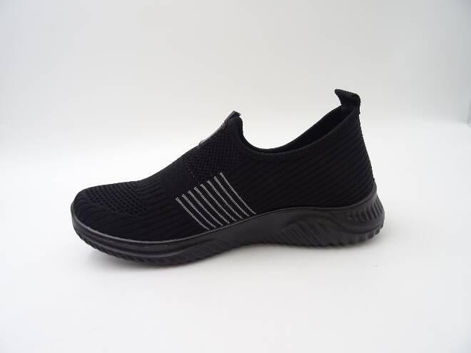 Sportowe Damskie N0503, Black, 36-41