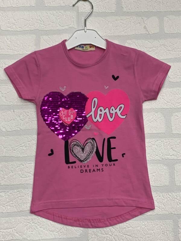 Bluzka Dziecięca IMG41554 1 KOLOR 4-8