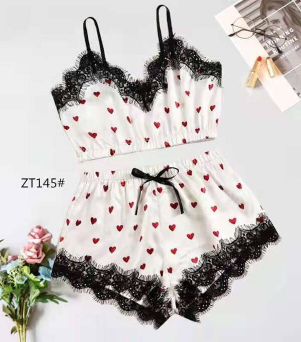 Piżama Damska ZT145 MIX KOLOR STANDARD