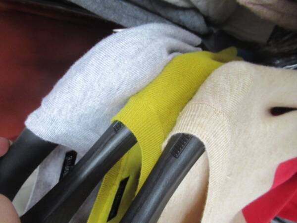 Sweter Damski AL0214 1 KOLOR S-XL 4