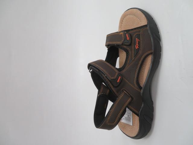 Sandały Męskie 9736-7, 41-46