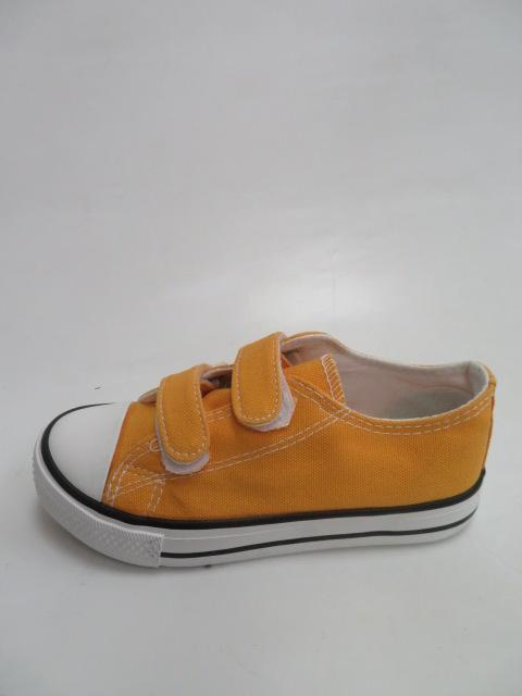 Trampki Dziecięce 7A07, Yellow, 31-36