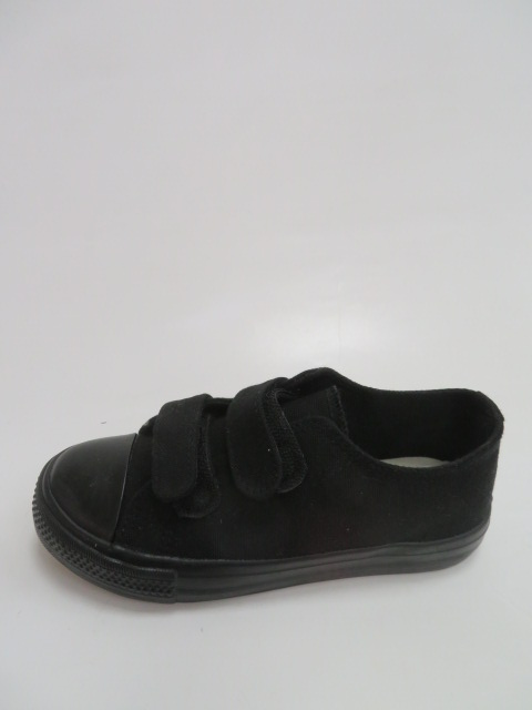 Trampki Dziecięce 7A07,All Black, 31-36