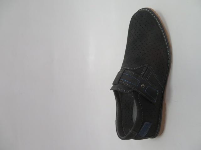 Buty Sportowe Dziecięce 5SD 552, Black, 32-37