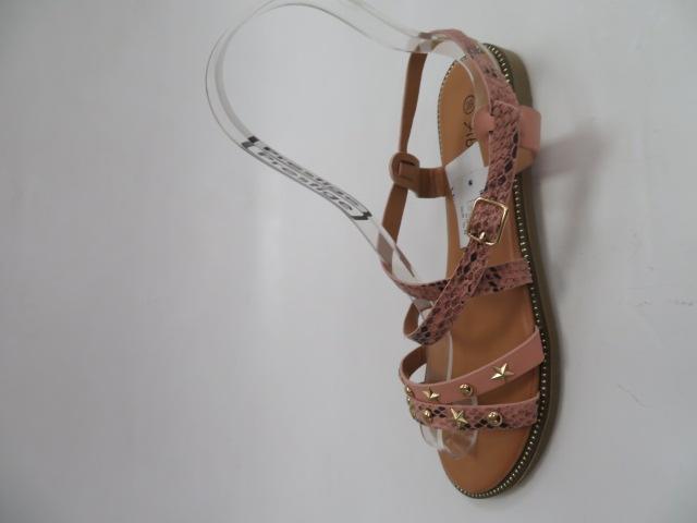 Sandały Damskie WL247, Pink, 36-41