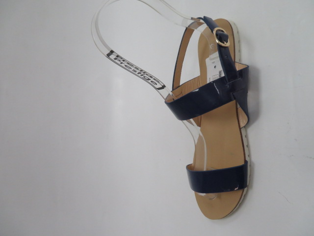 Sandały Damskie SD-3, Blue, 36-41