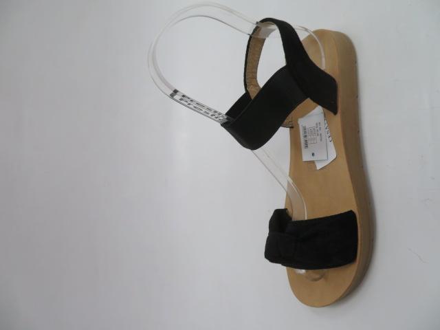 Sandały Damskie J51, Black, 36-41