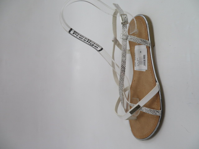 Sandały Damskie N21, White, 36-41