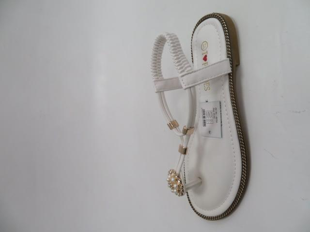 Sandały Damskie LU-14, White, 36-41