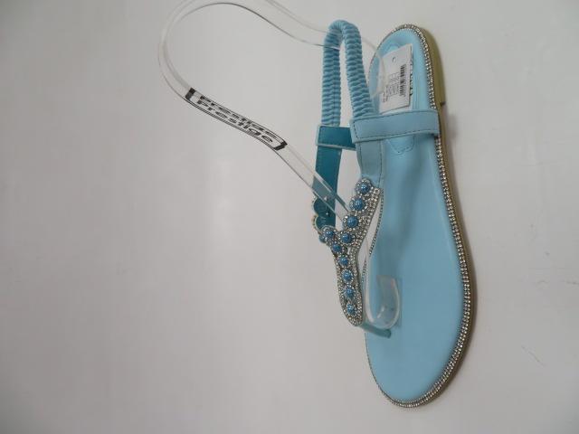 Sandały Damskie S147, Blue, 36-41