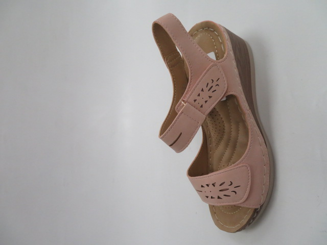 Sandały Damskie D-85, Pink, 36-41