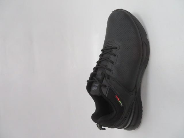 Buty Sportowe Męskie 2699-1, Black, 41-46