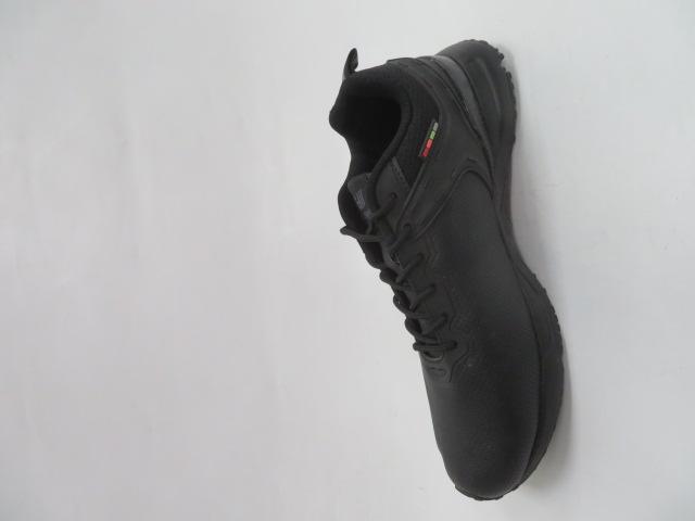 Buty Sportowe Męskie 2699-1, Black, 41-46 2