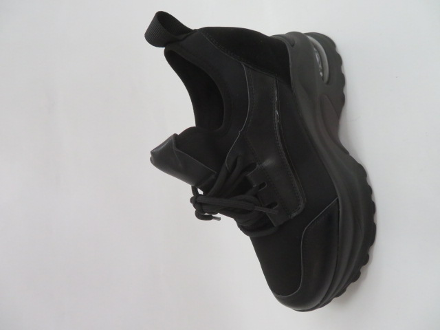 Sportowe Damskie AB1667, Black, 36-41
