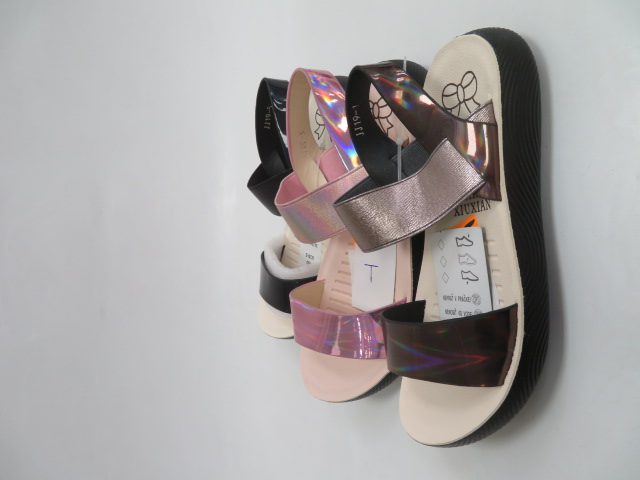 Sandały Dziecięce JJ19-3, Mix color, 32-37 1