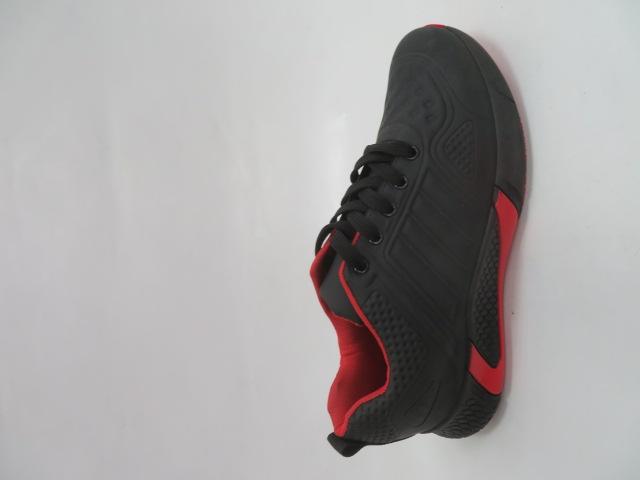 Buty Sportowe Męskie 2177-1, Black, 41-46
