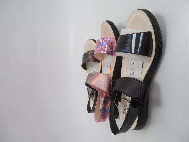 Sandały Dziecięce JJ19-3, Mix color, 32-37 2