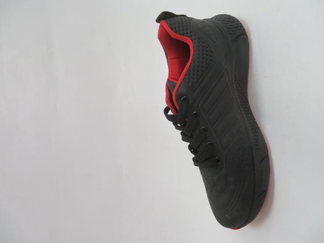 Buty Sportowe Męskie 2177-1, Black, 41-46 2