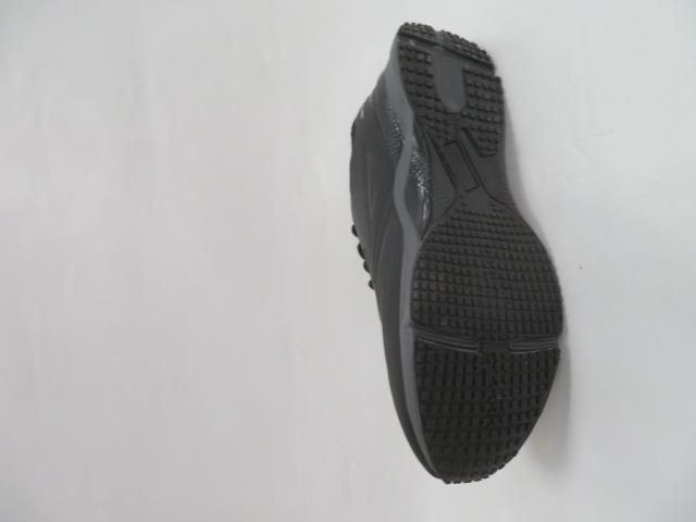 Buty Sportowe Męskie 2622-1, Black, 41-46 3
