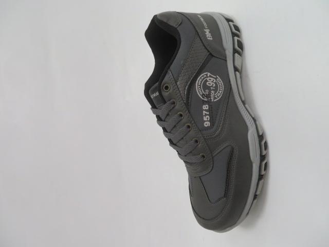 Buty Sportowe Męskie 882, Grey, 41-46