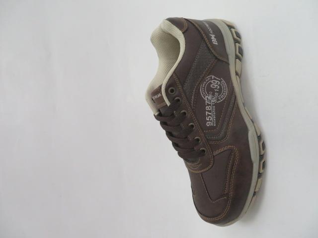Buty Sportowe Męskie 882, Brown, 41-46