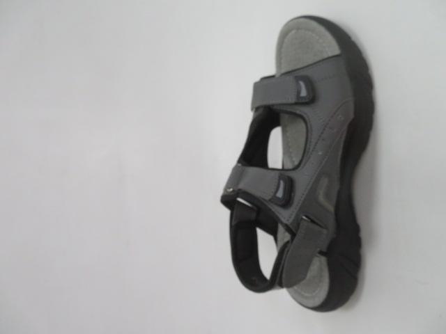 Sandały Męskie A5511-3, D.Grey , 41-46