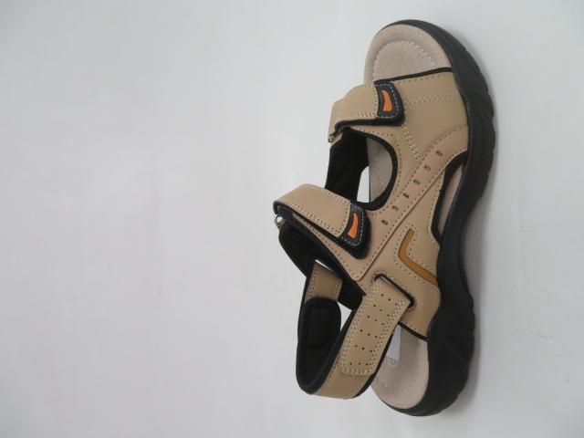 Sandały Męskie A5511-5, Beige , 41-46