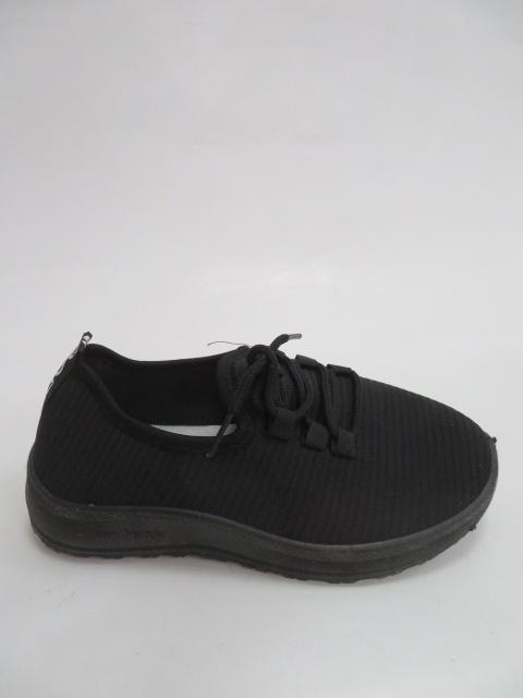 Sportowe Damskie LR005, Black , 36-41