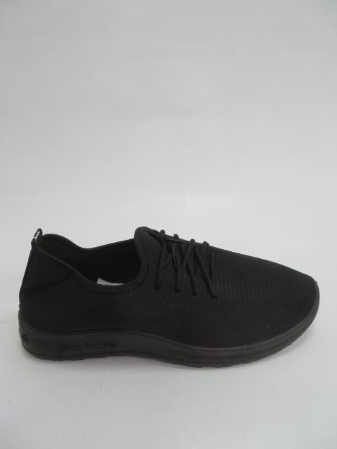 Buty Sportowe Męskie LR003, Black, 41-46
