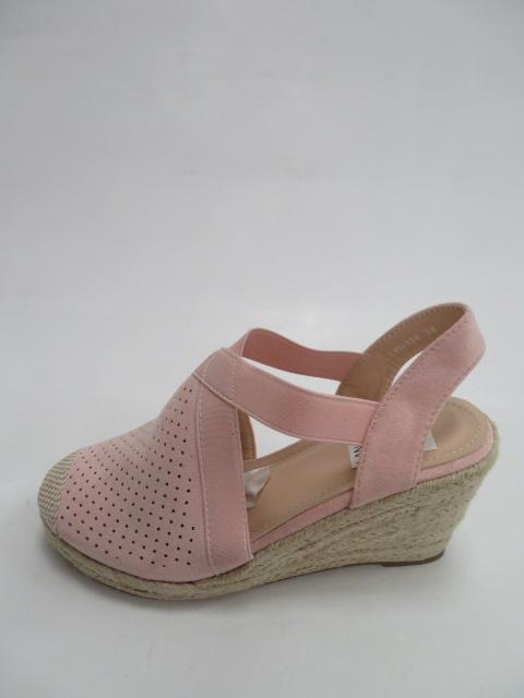 Czółenka Damskie L11-138, Pink, 36-41