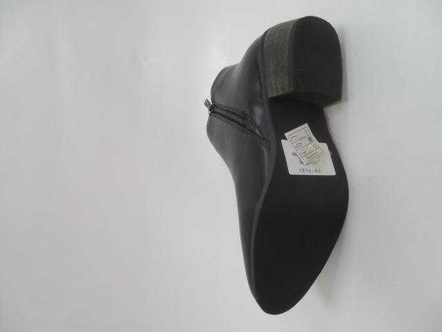 Botki Damskie 8038-1P, Black, 36-41 3