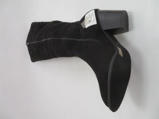 Botki Damskie 6029-1, Black, 36-41 3