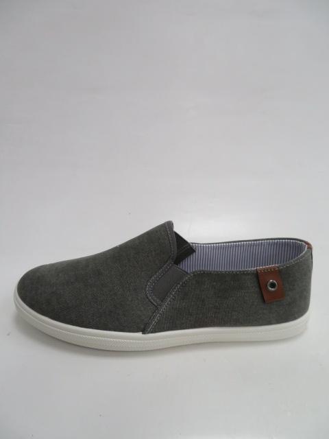 Półbuty Męskie 919, Grey, 41-46
