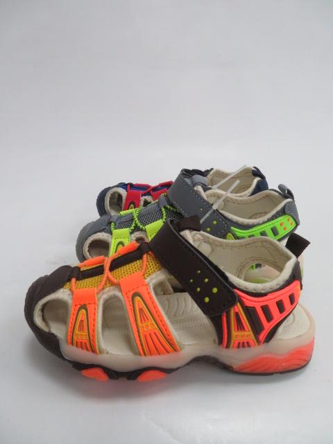Sandały Dziecięce EL2218, Mix color, 26-31