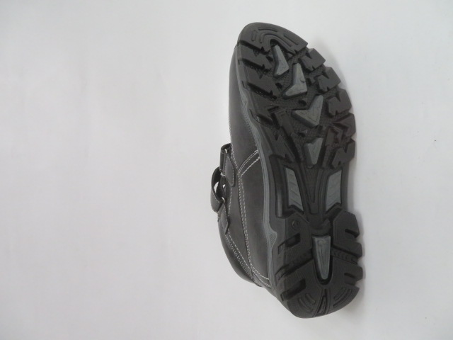 Trzewiki Męskie Zimowe A266-2, D.Grey, 41-46 3
