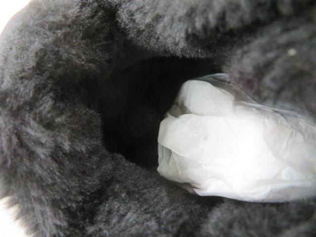 Trzewiki Męskie Zimowe 9U2-1, Black, 41-46 4
