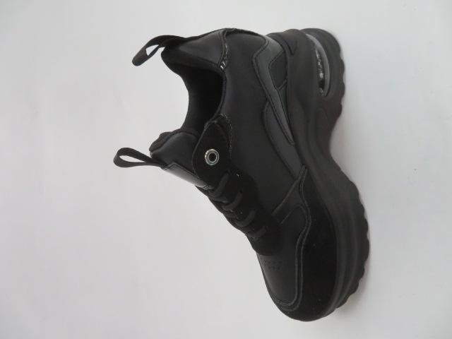 Sportowe Damskie 1719, Black, 36-41 2