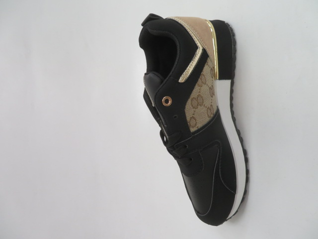 Sportowe Damskie YR-73, Black, 36-41 2