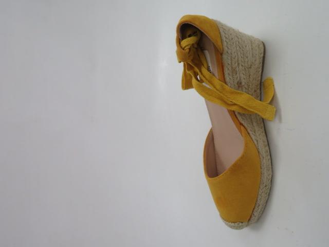 Czółenka Damskie JEY-3, Yellow, 36-41 2