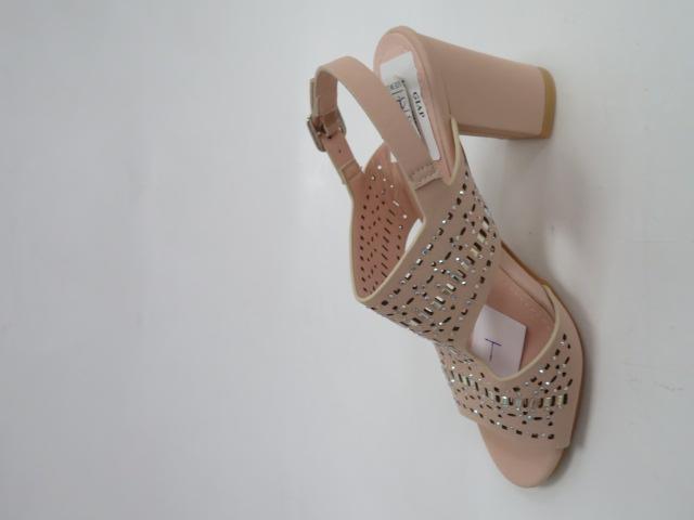 Sandały Damskie 369-49, Pink, 36-41 2