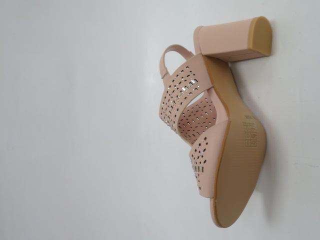 Sandały Damskie 369-49, Pink, 36-41 3
