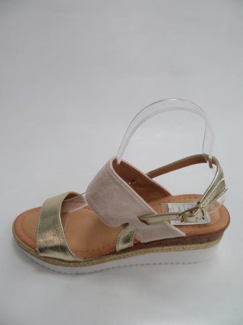 Sandały Damskie WL 039, Beige, 36-41