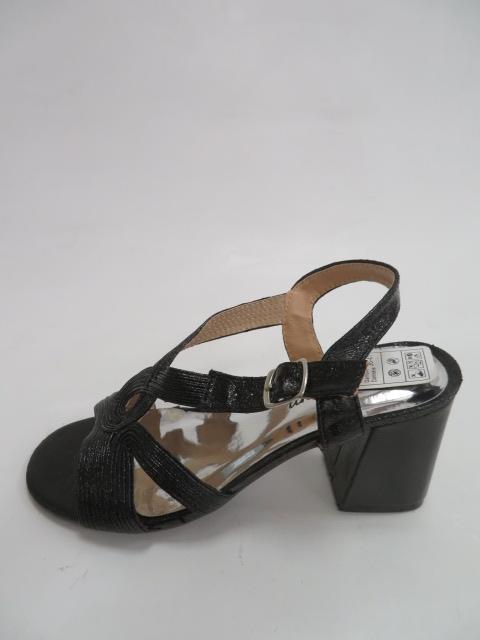 Sandały Damskie SY 782, Black, 36-41