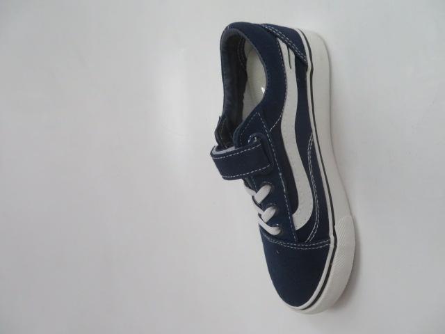 Trampki Dziecięce WQ807, Blue, 31-36