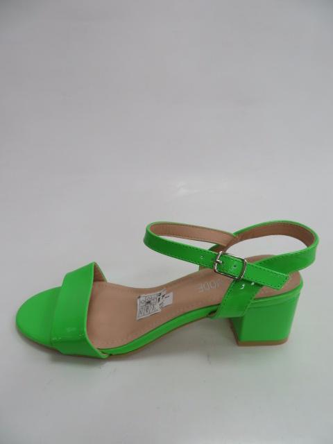 Sandały Damskie QL-93, Green, 36-41