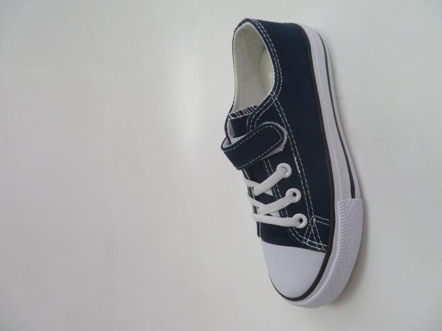 Trampki Dziecięce WQ802, Blue, 31-36
