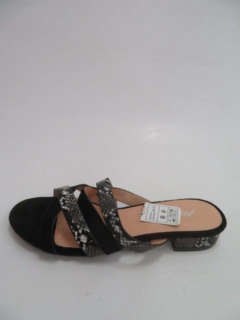 Klapki Damskie XW 9095, Black, 36-41