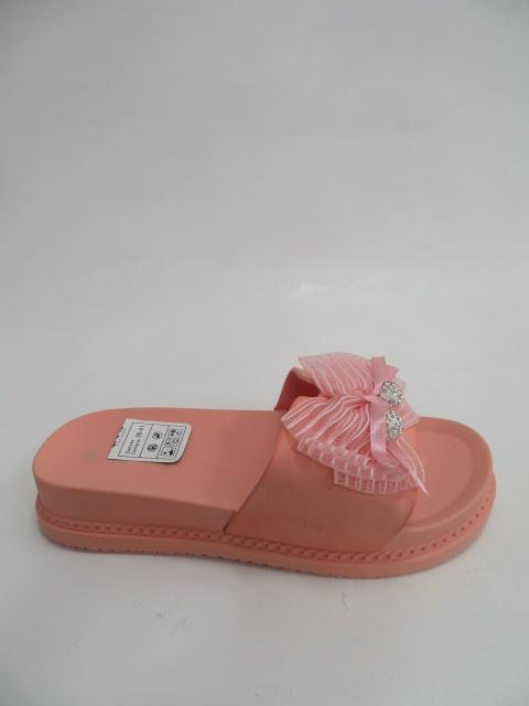 Klapki Damskie D 7639, Pink, 36-41