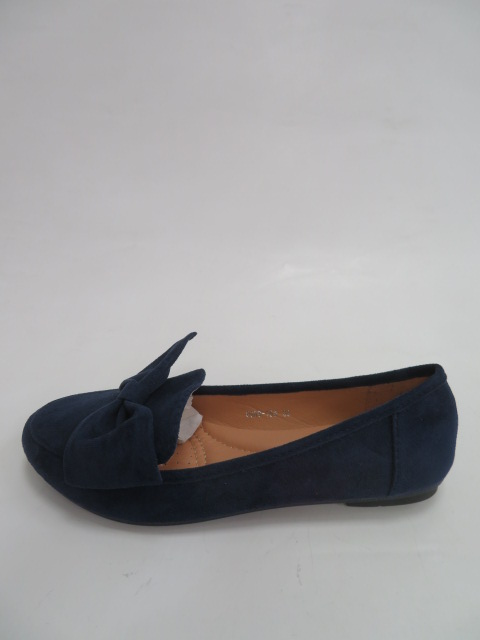 Baleriny Damskie 9988-155, Blue, 36-41